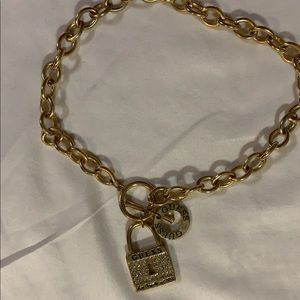 GUESS gold chain chain necklace